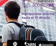 programa de ayudas al emprendimiento universitario en américa latina, españa y portugal ofrece un total de 112 plazas