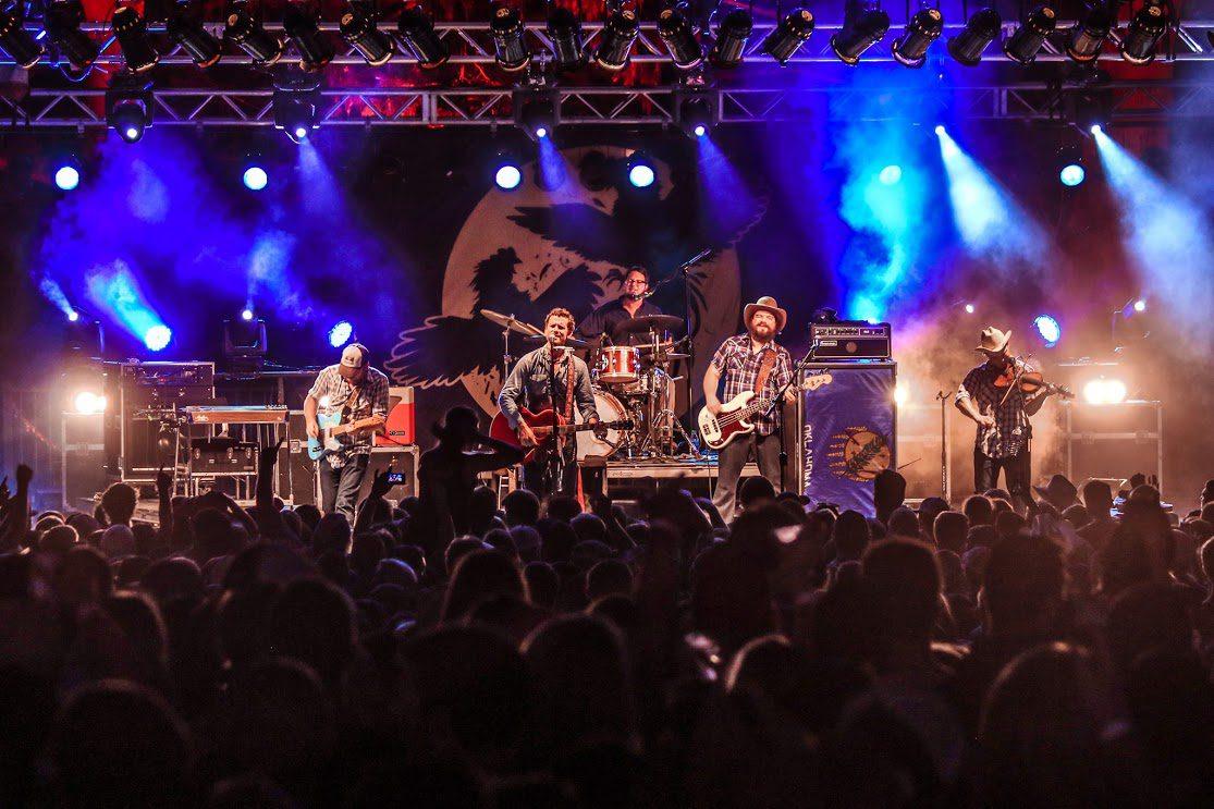 festival country :  the mavericks o turnpike troubadours   únicos conciertos en españa