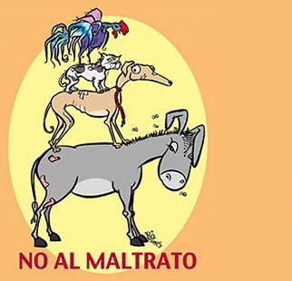 los derechos de los animales desde el humor gráfico