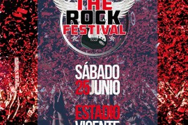 the rock festival – 25 de junio