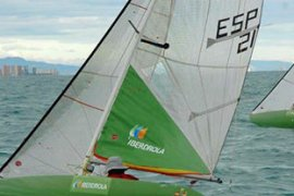 iberdrola presenta la temporada de vela paralÍmpica
