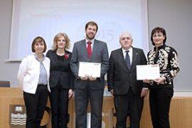 dos estudios reconocidos por el xi premio ud-banco santander de investigación