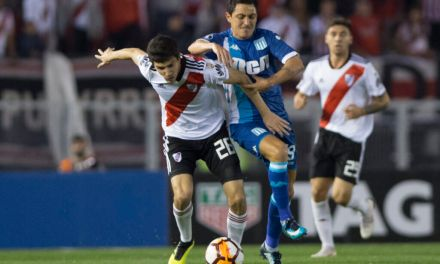 River goleo a Racing