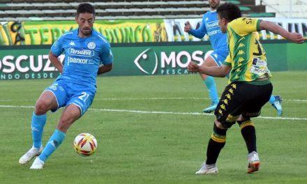 Aldosivi sigue sorprendiendo y ahora le sacó el invicto a Belgrano