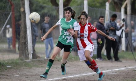 El fútbol femenino en Córdoba