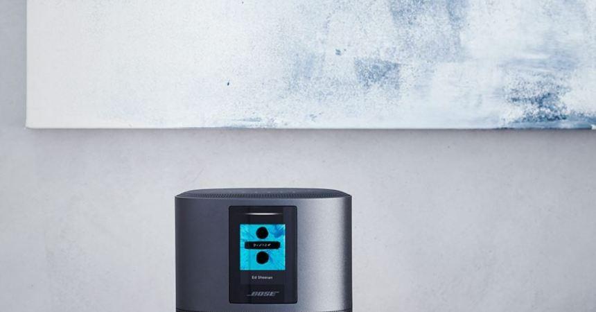 Bose Home 500: Diseño, estéreo y con Alexa