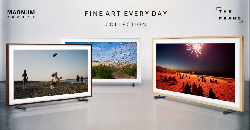 Samsung The Frame 2018 ahora disponible en más tamaños