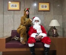 Lenovo reparte un año más los regalos de Navidad con ayuda de periodistas