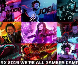"HyperX presenta su nueva campaña ""We're All Gamers"""