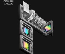 OPPO anuncia un zoom óptico lossless 10x
