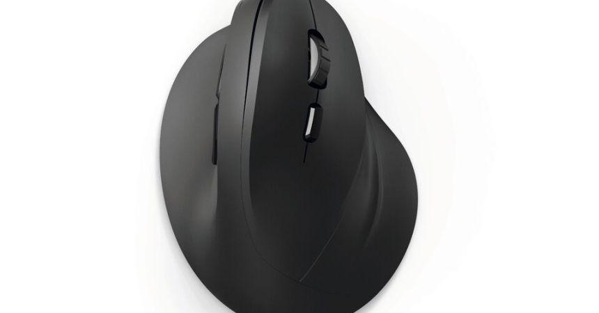 Hama presenta un nuevo ratón ergonómico