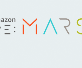 Amazon presenta re:MARS, un nuevo evento sobre Inteligencia Artificial