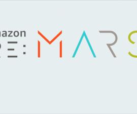 Amazon presenta re:MARS, un nuevo evento sobre Inteligencia Artificial