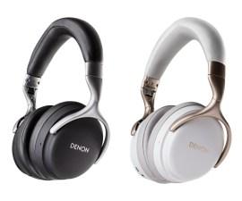 Denon presenta la gama de auriculares GC
