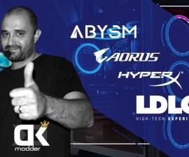 LDLC organiza su primer evento gaming de la mano de Deka Modder