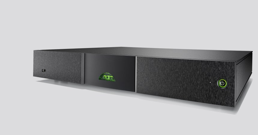 Nuevo reproductor en red Naim Audio ND5 XS 2