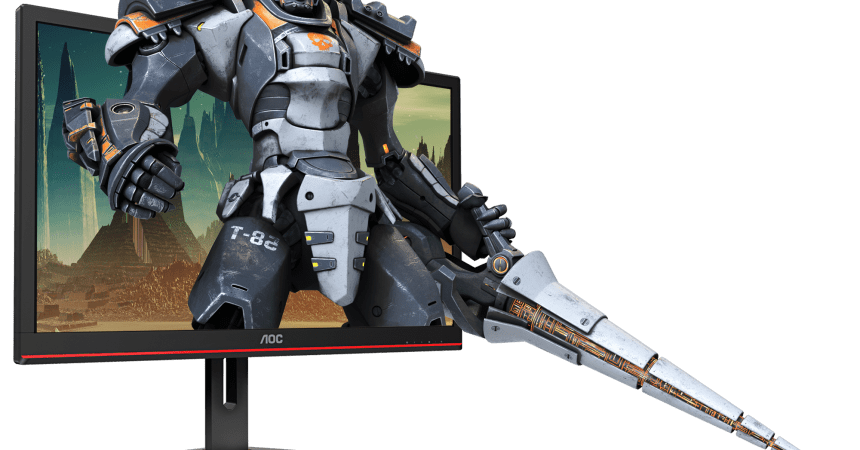 AOC presenta un nuevo monitor gaming: el AOC G2868PQU