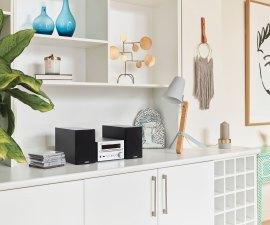 Sistema de sonido HiFi de Yamaha: el mejor sonido en el menor tamaño