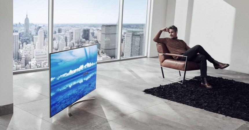 LG presenta su nueva gama de televisores Nanocell
