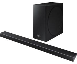Samsung presenta dos barras de sonido con Dolby Atmos y DTS: X