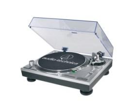 Audio-Technica LP120-USB: segunda generación de un tocadiscos icónico