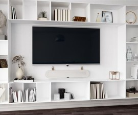 Dali Katch One: barra de sonido para la Smart TV