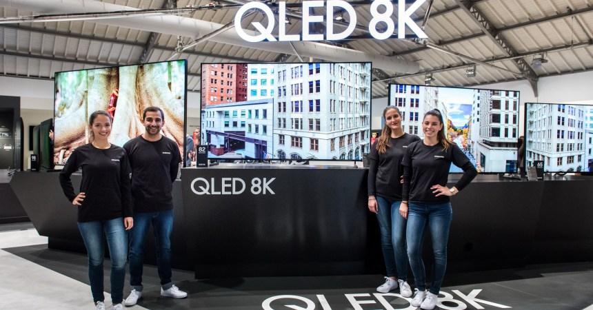 Los Samsung QD-OLED llegarán más tarde de lo esperado