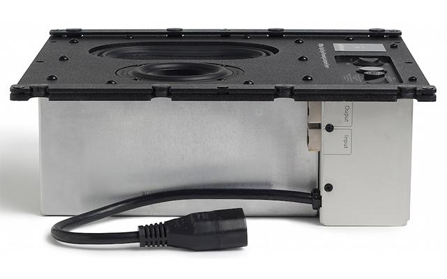Meridian actualiza su altavoz empotrado DSP320
