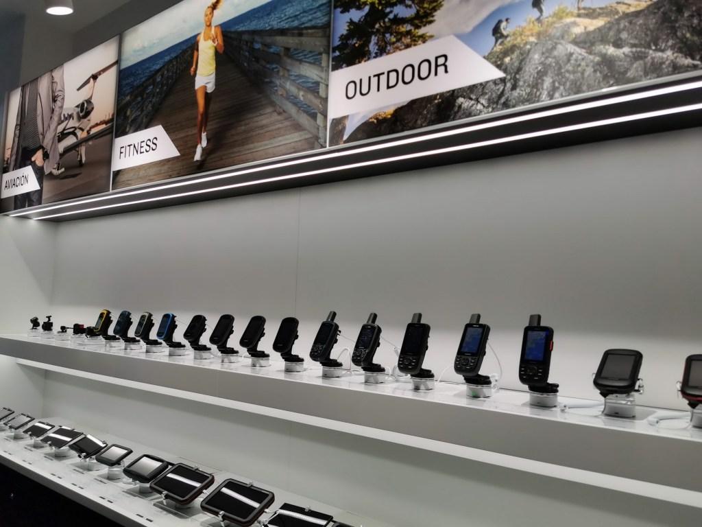 Garmin inaugura su primera tienda física en Madrid