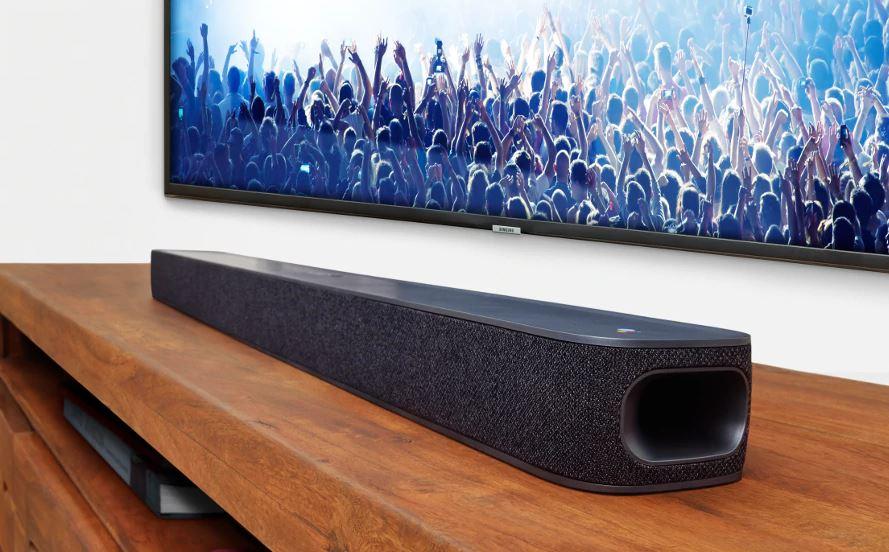JBL lanza la primera barra de sonido con Android TV