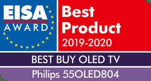 EISA-Award-Philips-55OLED804