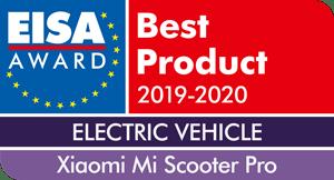 EISA-Award-Xiaomi-Mi-Scooter-Pro