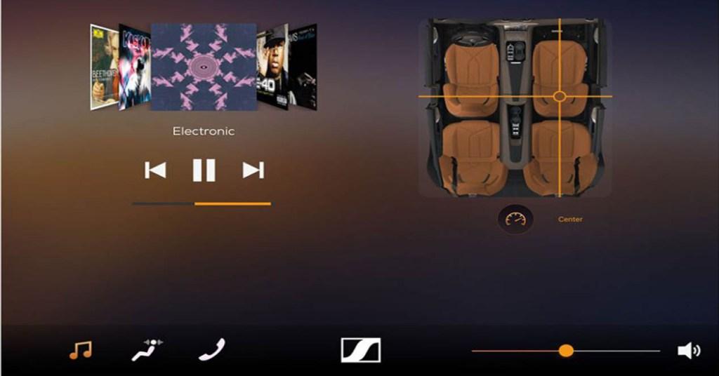 Sennheiser lleva el sonido de la barra Ambeo a los coches