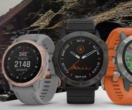 Garmin presenta sus nuevos smartwatches