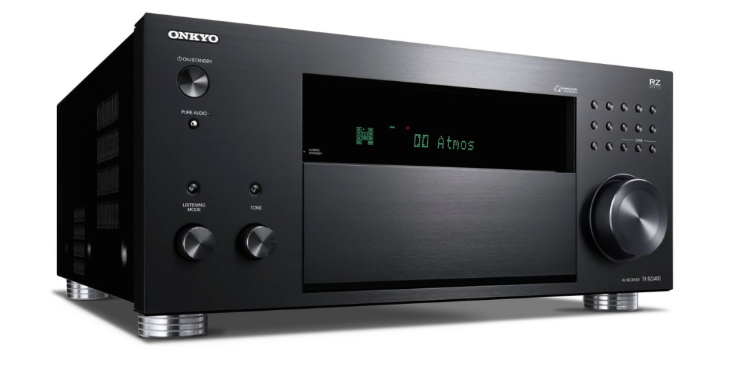 Receptor AVR Onkyo TX-RZ3400