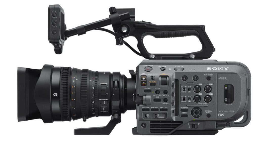 Sony camcorder FX9