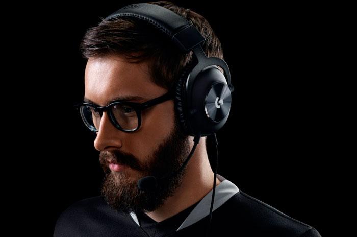 auriculares de Logitech