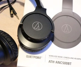 Auriculares Audio Technica ATH-ANC500BT