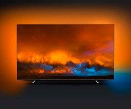 "Smart TV Philips 55"" OLED"