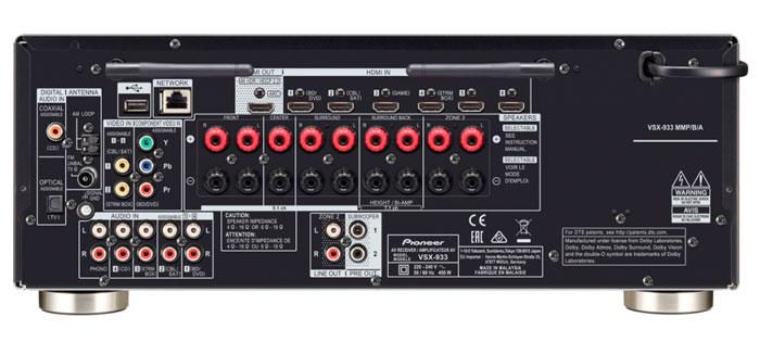 Pioneer VSX933