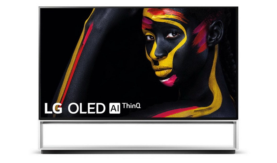 LG OLED y Nanocell 8K