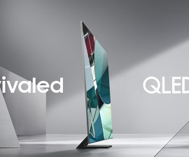 Samsung Smart TV QLED con 8K