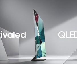 Samsung Smart TV QLED con 8K