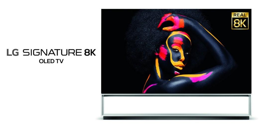 CES 2020: Llega el 8K real con los Smart TV de LG