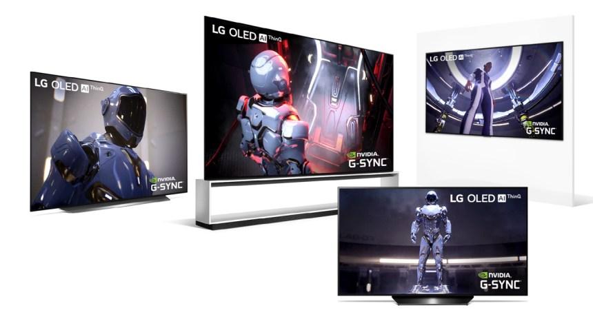 LG_Gama OLED TVs