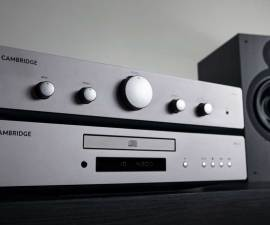 Serie AX de Cambridge Audio