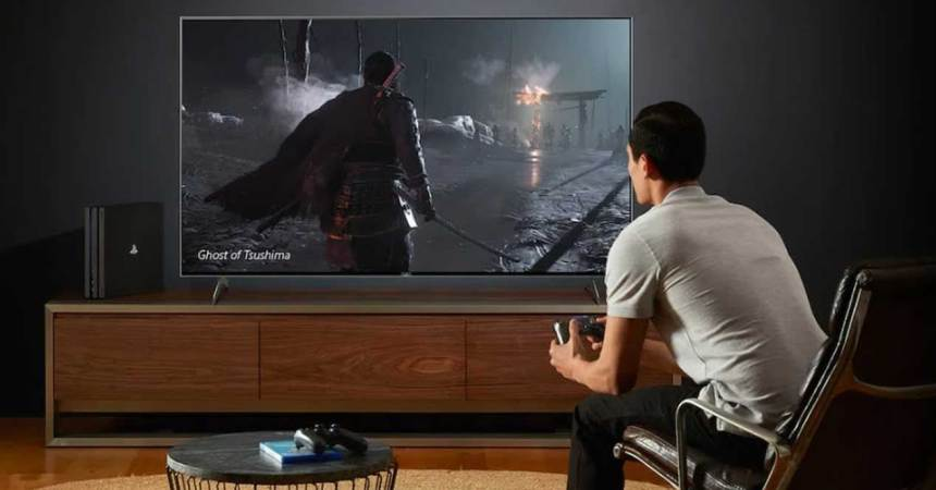 Sony TV Ready for PlayStation5