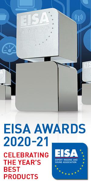 Banner Premios EISA 2020