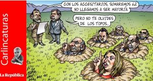 Carlincatura- La República