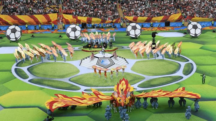 Rusia 2018: Comenzó el Mundial en Moscú